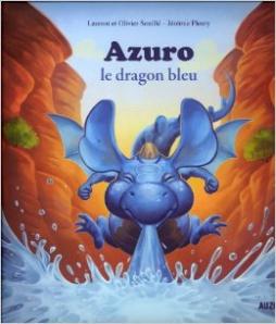 Azuro le dragon bleu