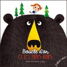 Boucle d'Or et les 3 ours Cécile Alix