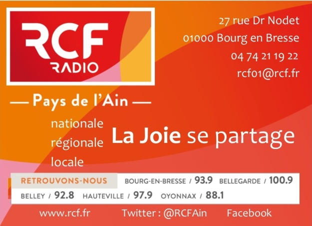 encart pub rcf Pays de l'Ain 9x6 horizontal