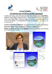 Document Les jardins